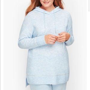 Talbots cozy lounge sweater